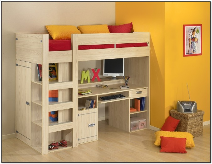 loft-beds-for-kids-with-desk